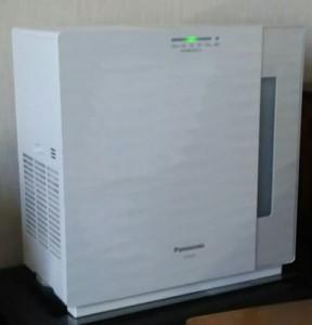 気化式加湿機FE-KFL07-Wを購入、感想とレビュー