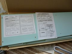 カラーボックス 3段(2個セット)購入/組立簡単15分