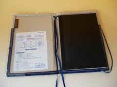 コクヨ カバーノート a6 購入/ システムマチックに使えるノート